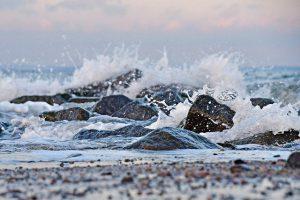 temperatura wody w Bałtyku jaka jest