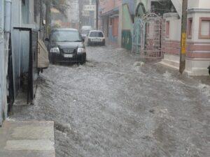 co to jest powódź